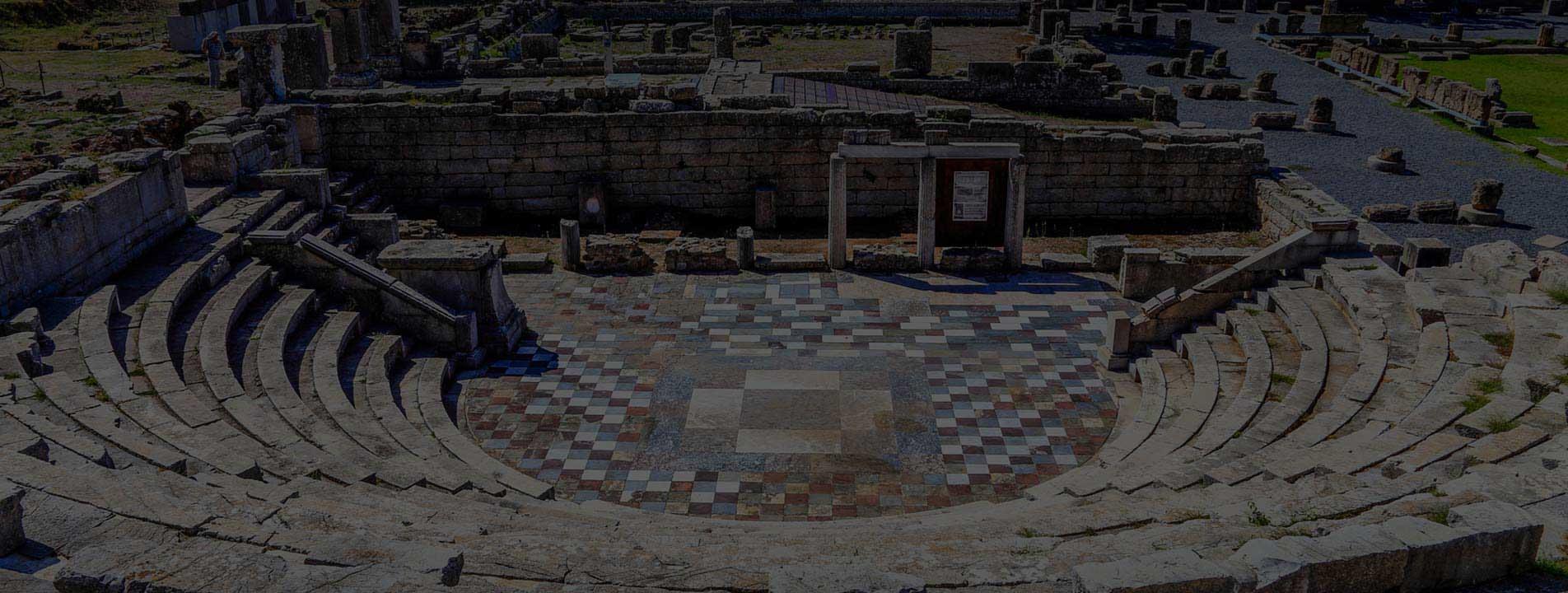 Θέατρο Αρχαίας Μεσσήνης